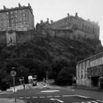 CodeBase Edinburgh, and the castle